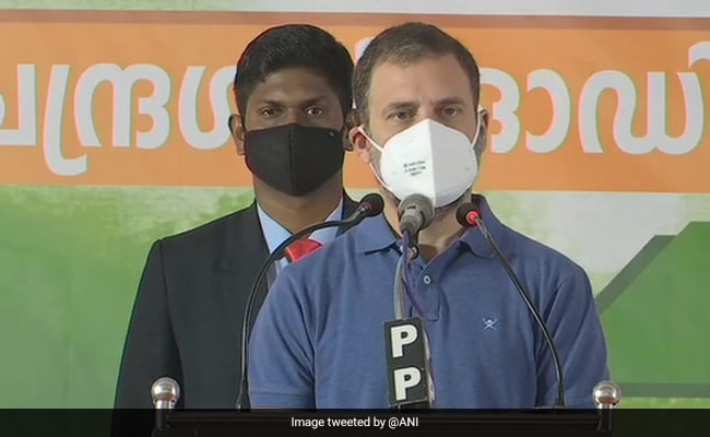 Budget 2021 : राहुल गांधी का निशाना- सरकार लोगों के हाथों में पैसे देने के बारे में भूली...