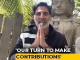 "Video : ""It's Our Turn Now"": Akshay Kumar Rallies Fans For Ayodhya Temple Funding"