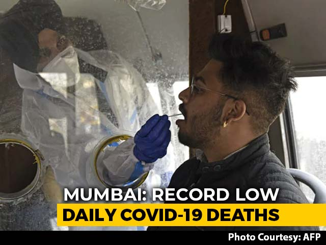 Video : 3 Covid Deaths In Mumbai, Lowest Since March