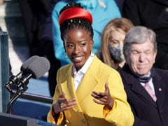 Amanda Gorman, Youngest Inaugural Poet, Has A Moment In Biden Ceremony
