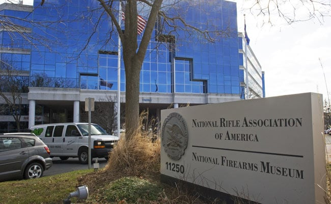 NRA files for bankruptcy, seeking to escape NY lawsuit