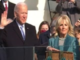 Video : Joe Biden Sworn In As 46th President Of The United States