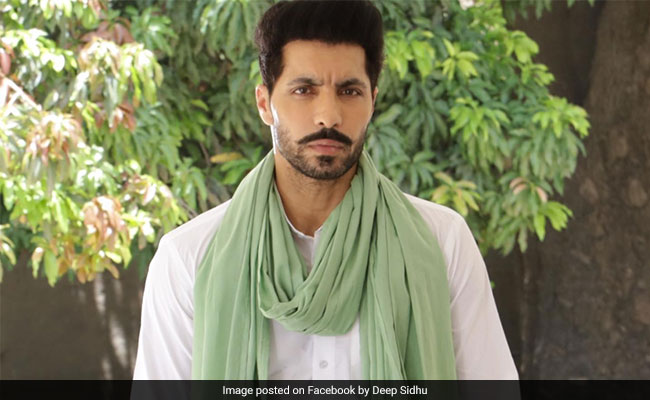 R-Day Violence: Rs. 1 Lakh Reward Announced For Leads On Actor Deep Sidhu