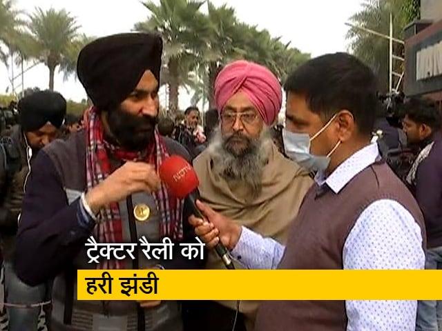 Videos : दिल्ली पुलिस ने किसानों की ट्रैक्टर रैली को दी मंजूरी, हजारों ट्रैक्टर शामिल होंगे