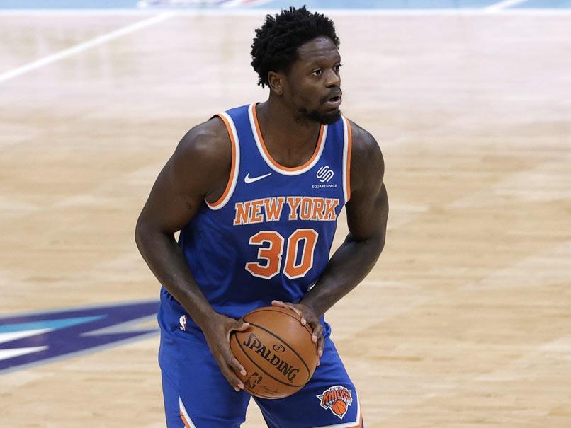 NBA: Julius Randles Late Heroics Lead New York Knicks Over Orlando Magic