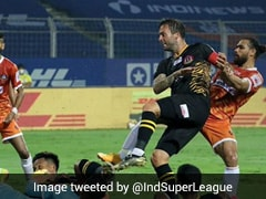 ISL: 10-Man FC Goa Soak In SC East Bengal's Dominance To Salvage A Point