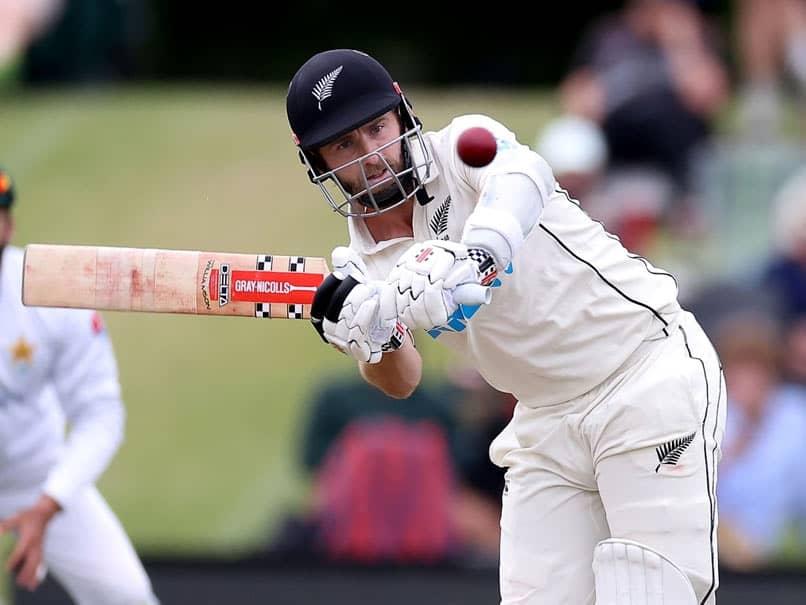 New Zealand Cricket Team Captain Kane Williamson Scores His Fourth Test Double Hundred