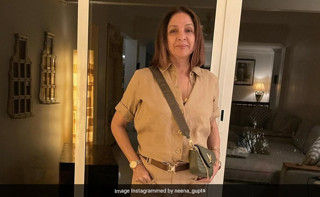 Neena Gupta Strikes Again. Here's Why She's Dressed Like This