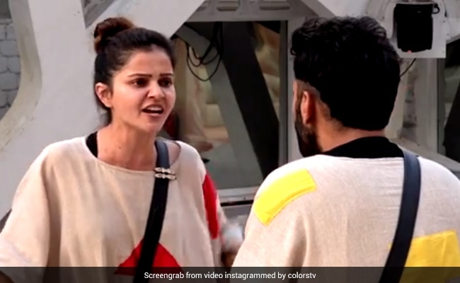 Bigg Boss 14 Written Update January 19, 2021: Rubina Dilaik And Rahul Vaidya Get Into An Ugly Fight