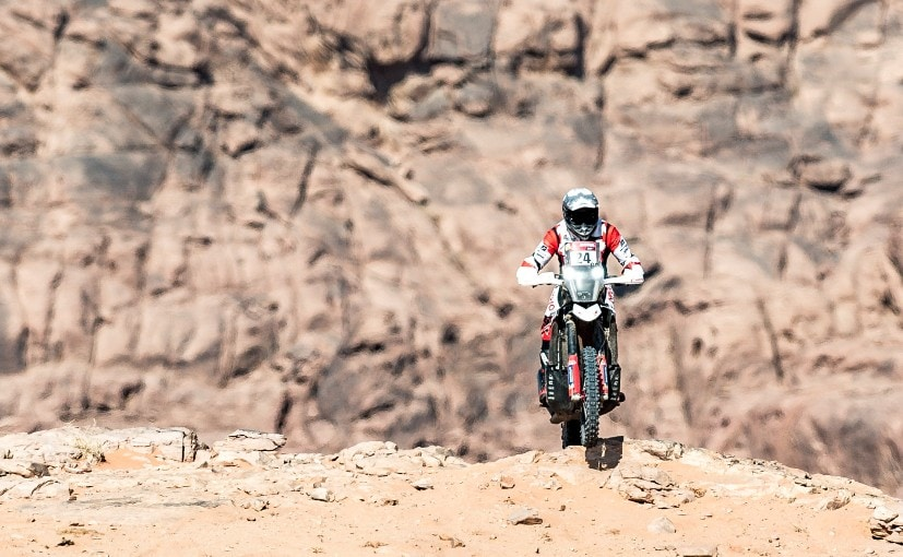 Dakar Rally 2021: Hero Bags Third Consecutive Finish In Top 10, Harith Noah Holds Steady At 29th In Stage 8