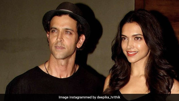 Deepika Padukone Tweeted To Hrithik Roshan And The Internet Got Overexcited