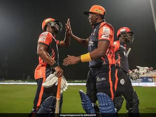 Abu Dhabi T10: Delhi Bulls Pull Off Remarkable Run Chase To Beat Bangla Tigers By 7 Wickets