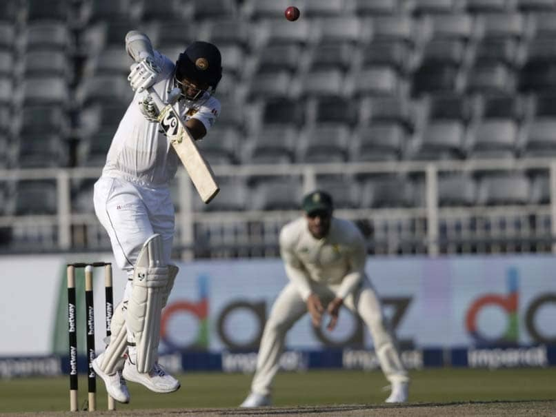 SA vs SL, 2nd Test: Dimuth Karunaratne Gives Sri Lanka Slender Lead After South Africa Collapse