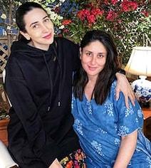 Kareena Shares Pic Of New Home. Karisma Joins The Celebrations