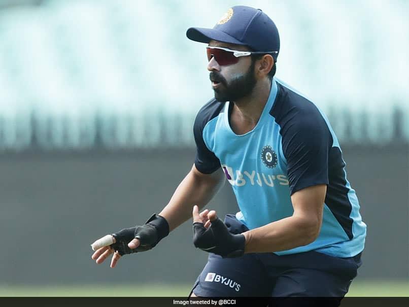 Australia vs India: Ajinkya Rahane And Team Get Into Groove For Sydney Test. See Pics