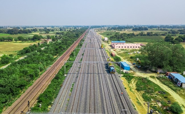 Capex Utilisation In Dedicated Freight Corridor Project Increases 21% To Rs 8,201 Crore