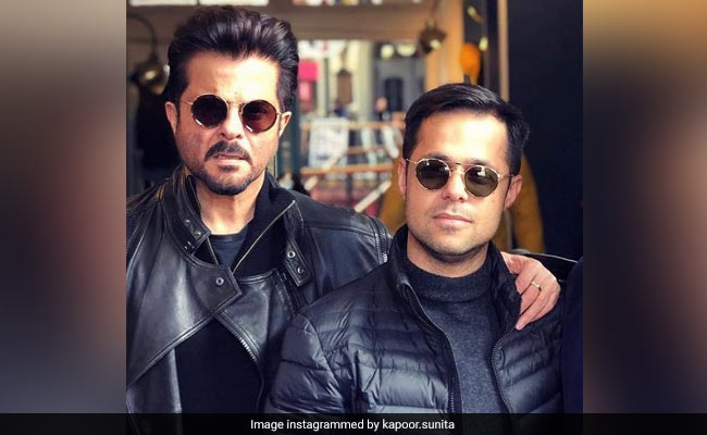 Anil Kapoor's Birthday Wish For 'Friend, Manager, Fellow Shoe Lover'