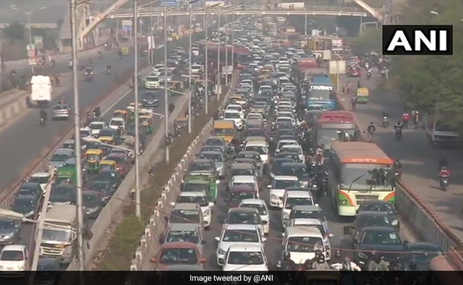 Big Jams As Many Delhi Roads Shut Day After Violence: Routes To Avoid