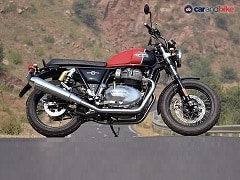 CEAT Becomes Official Tyre Supplier For The Royal Enfield Interceptor 650