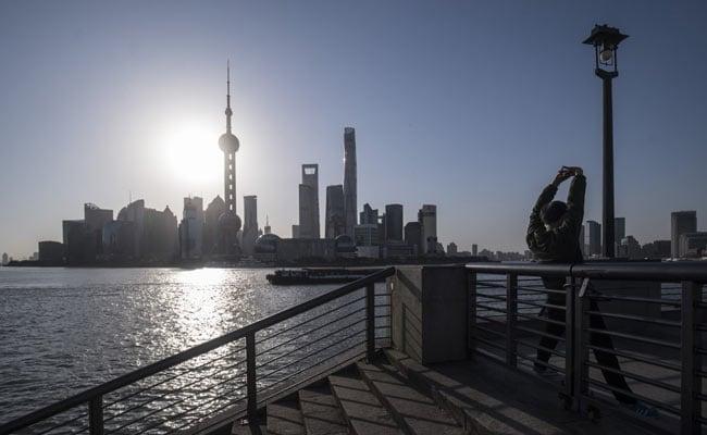 China's Economy Grew 2.3% In 2020, Rebounding To Pre-Pandemic Territory