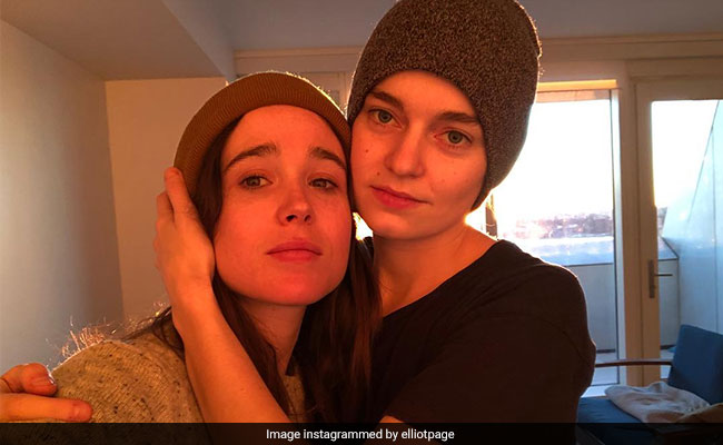 After Coming Out As Trans, Elliot Page Announces Divorce From Wife Emma Portner