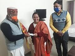 उमा भारती ने भी राम मंदिर के लिए दान दिए एक लाख रुपये, जानें : किस-किस ने दिया कितना चंदा?