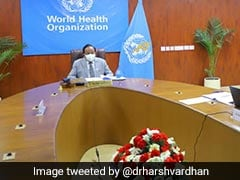 World On Verge Of Defeating Covid Pandemic, Says Harsh Vardhan At WHO Meet