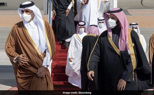 Saudi Crown Prince's New Year Reset Before Biden's Takeover