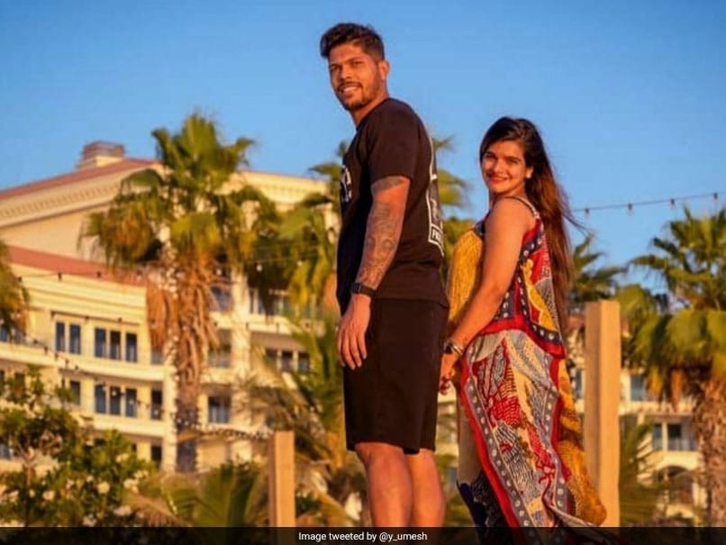 India Fast Bowler Umesh Yadav Blessed With A Baby Girl - NDTV Sports
