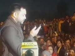 Exclusive:नीतीश कुमार को मुझसे खतरा है, NDTV से बोले तेजस्वी यादव