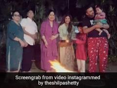Shilpa Shetty Celebrated Daughter Samisha's First Lohri With This Yummy Winter Staple