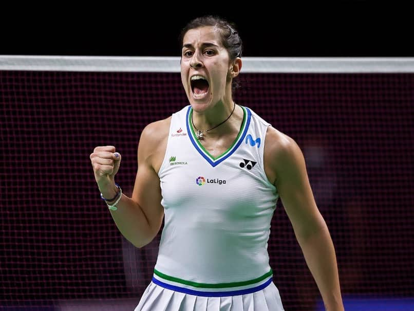 World Tour Finals: Reigning Olympic Champion Carolina Marin Guns For Title