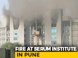 Video : 5 Dead In Fire At Under-Construction Building At Serum Institute