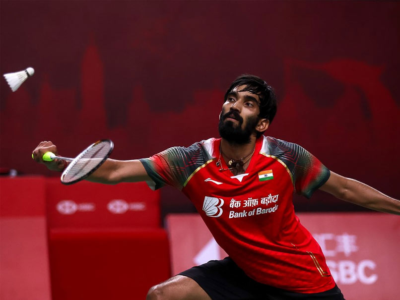 World Tour Finals: Ousted Kidambi Srikanth Ends Campaign With Loss