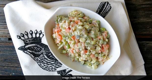 Perfect Russian Salad