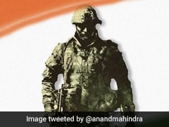 "On Army Day, ""Stand And Cheer Them"", Tweets Anand Mahindra"