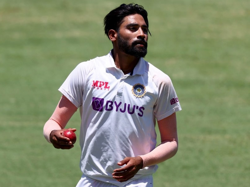 "Ravi Shastri Calls Mohammed Siraj ""Find Of The Tour"", Lauds Pacer For Fighting Through Personal Loss.. - NDTV Sports"