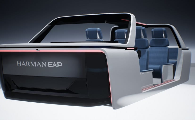 Harman Reimagines the In-Vehicle Experience Through ExP Technology Suite