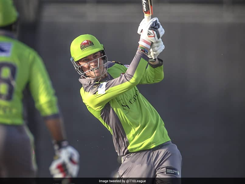Abu Dhabi T10: Clinical Qalandars Defeat Pune Devils By Nine Wickets