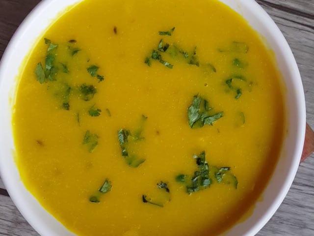 Video : How To Make Moong Dal Shorba | Easy Moong Dal Shorba Recipe Video
