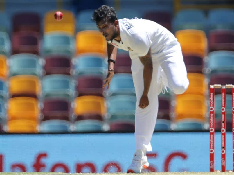 Australia vs India, 4th Test: T Natarajan Becomes First Indian To Make International Debut In Three Formats On Same Tour