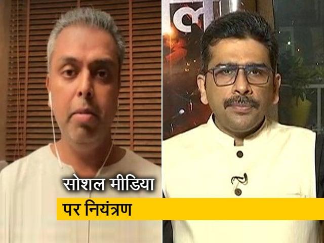 Videos : मीडिया की तरह सोशल मीडिया पर भी हो नियंत्रण: मिलिंद देवड़ा