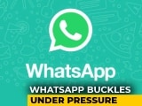 Video : WhatsApp Delays New Privacy Policy by Three Months Amid Severe Criticism