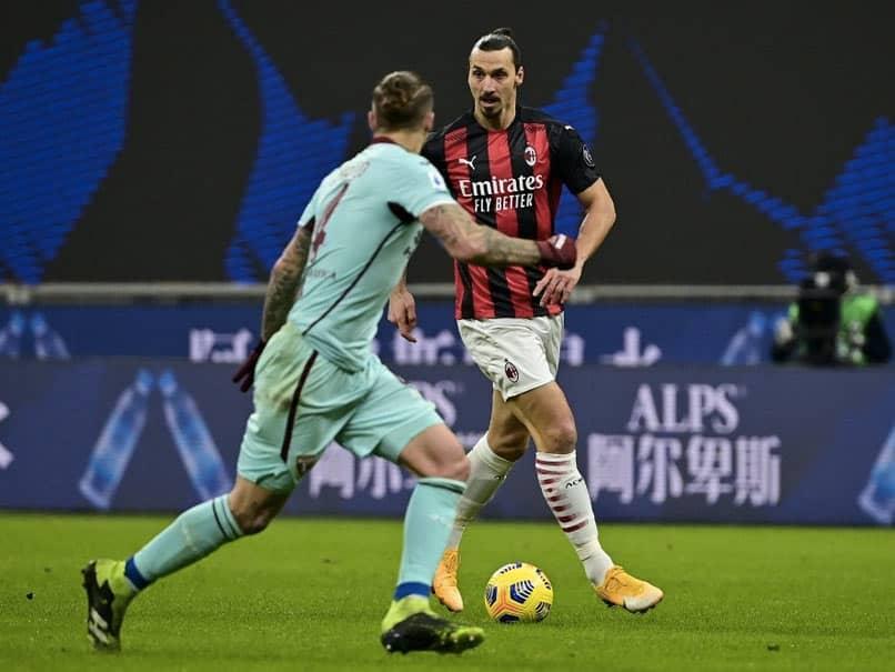 Serie A: AC Milan Beat Torino 2-0 As Zlatan Ibrahimovic Returns From Injury