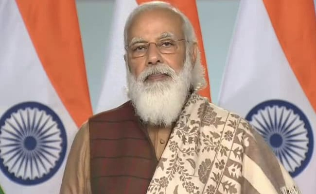कोरोना के खिलाफ जंग में भारत आत्मनिर्भर, दो वैक्सीन के साथ तैयार : प्रधानमंत्री मोदी