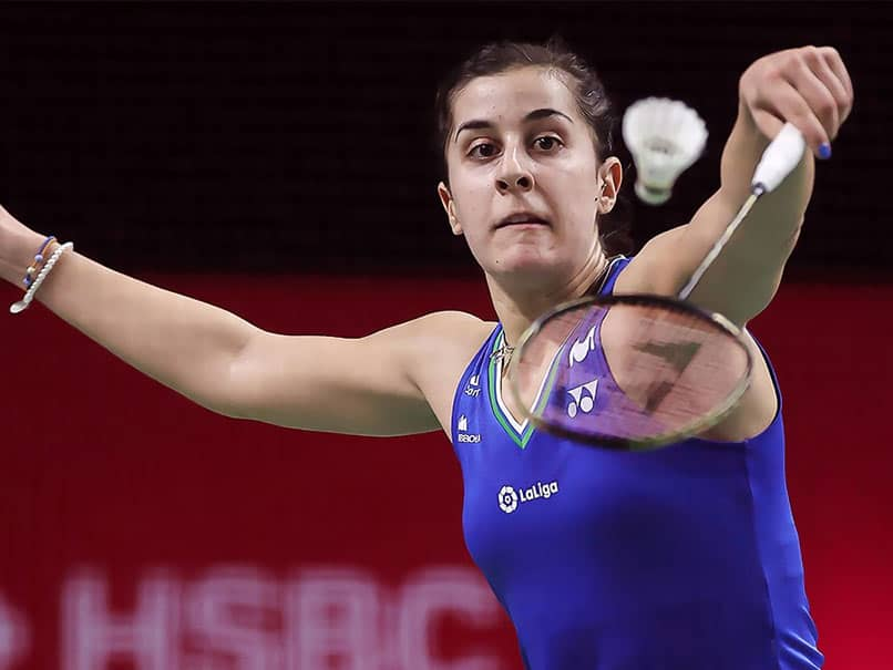 Thailand Open: Carolina Marin Gets Off To Winning Start