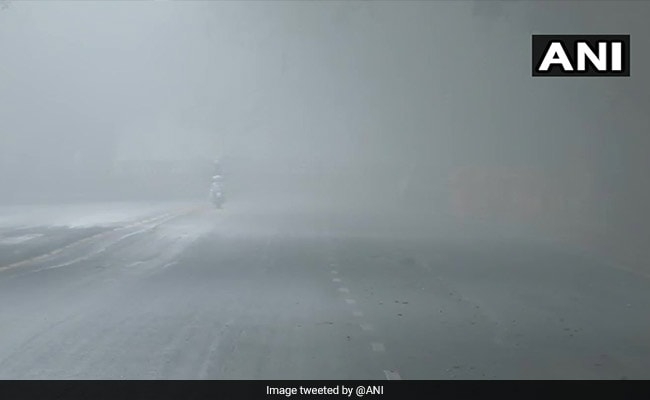 Delhi's Air Quality Remains In 'Severe' Category