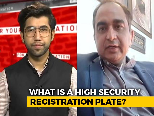Video : High Security Registration Plate: All You Need To Know