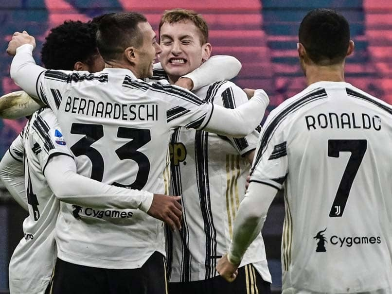 Juventus End AC Milans 27-Game Unbeaten Run In Serie A