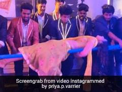 Priya Prakash Varrier का 'लडी लडी' सॉन्ग खूब मचा रहा धमाल, एक्ट्रेस ने अब शेयर किया मेकिंग Video